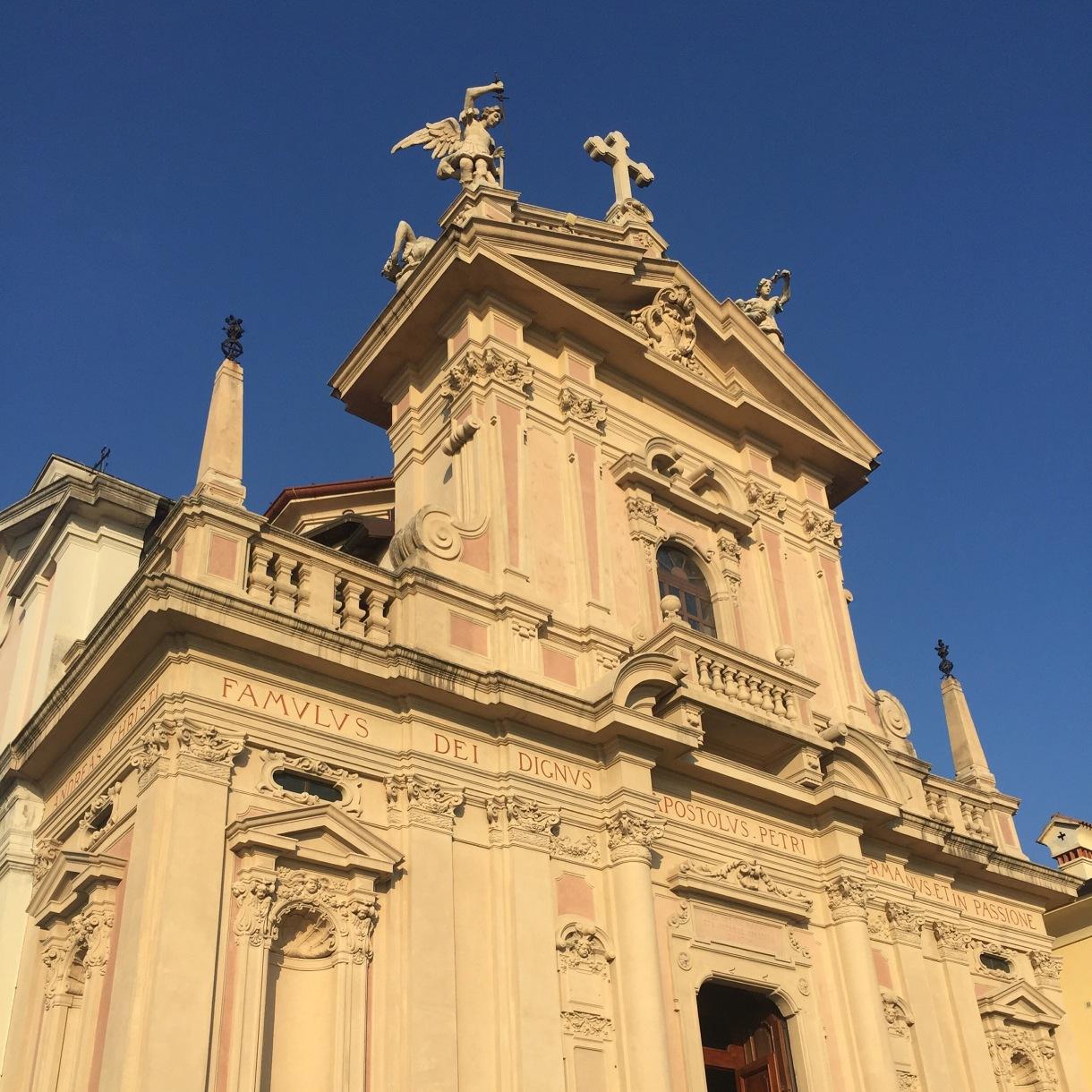 Chiesa di Sant'Andrea – the St. Andrew