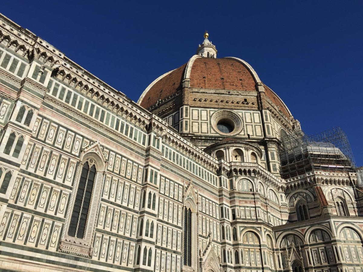 [The artful FLORENCE] - Day 2: Duomo, Loggia & Boboli gardens