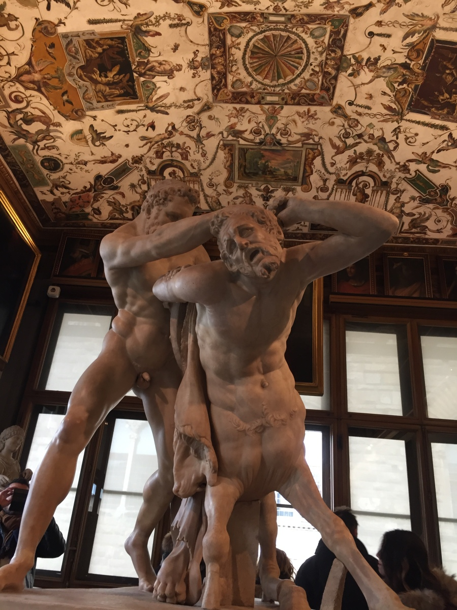 [The artful FLORENCE] Day 3: Uffizi Gallery