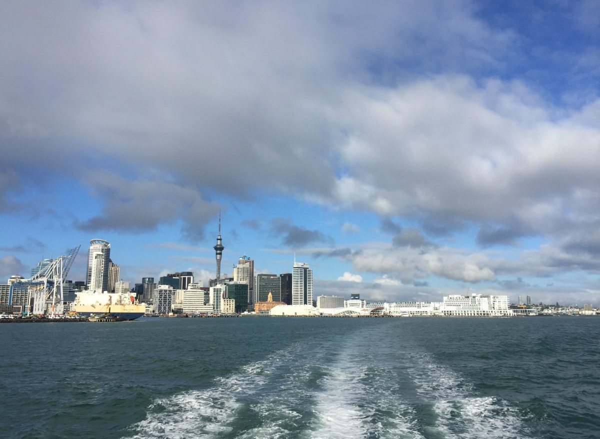 Auckland culture shock