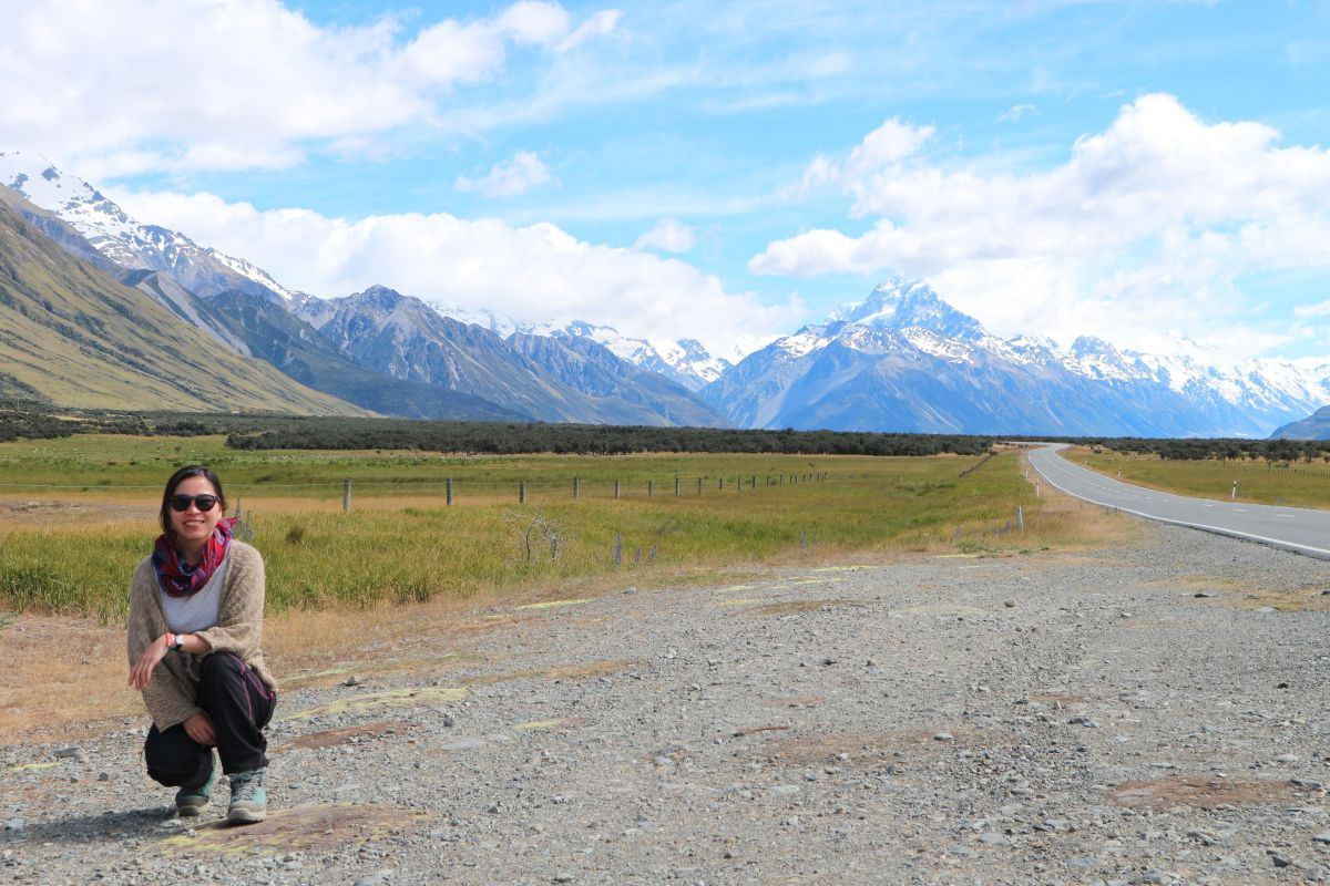 3,000 km driving across NZ's South Island